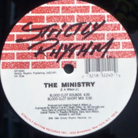 The ministry tribal trance tribal house green records for Tribal house music